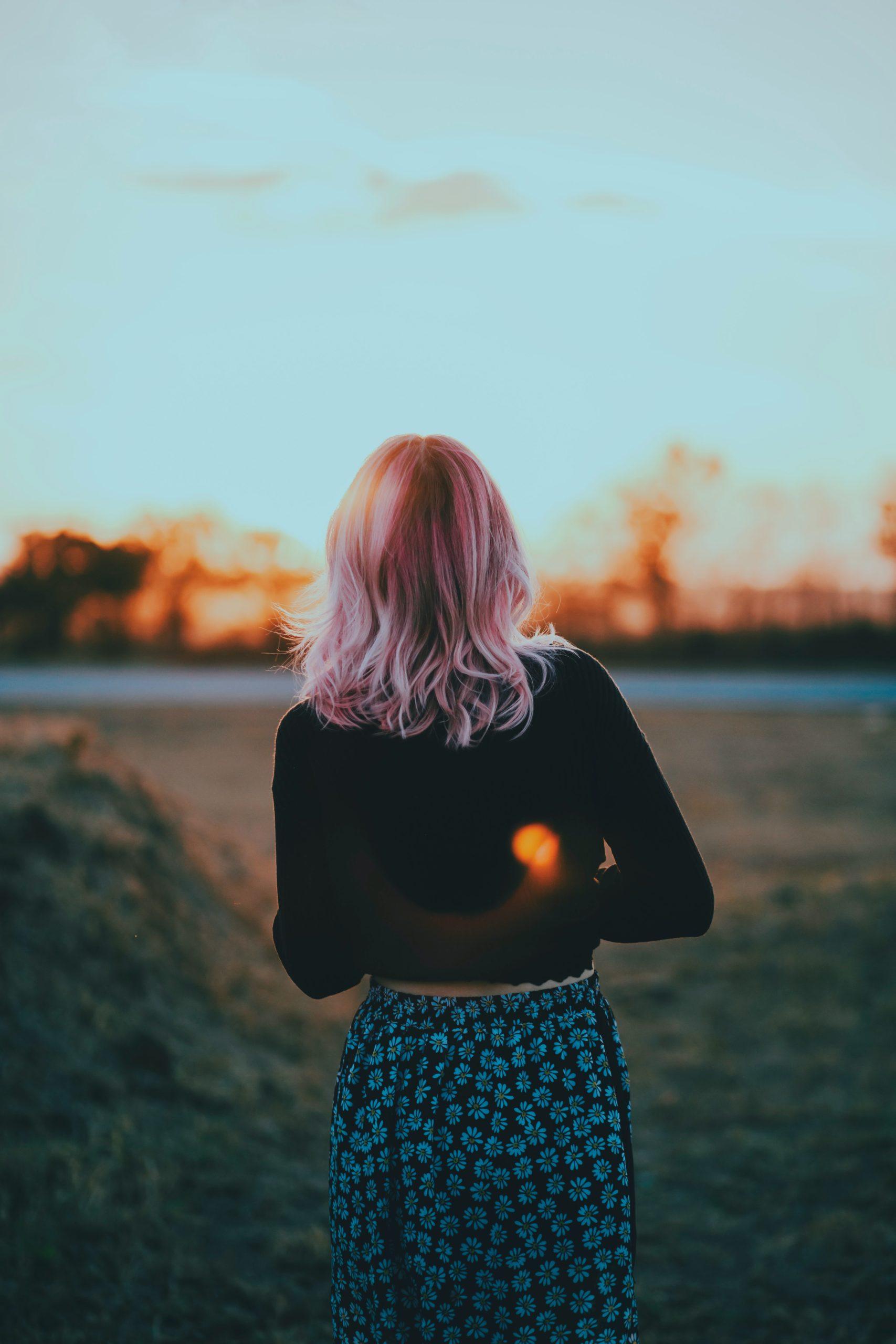 Go Get Inspired: roze haar