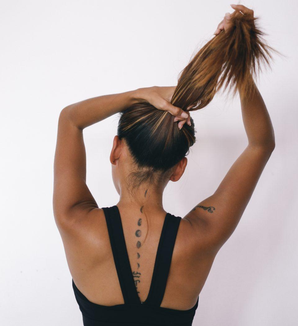 Handig: zo hoef je niet je haar te wassen na het sporten