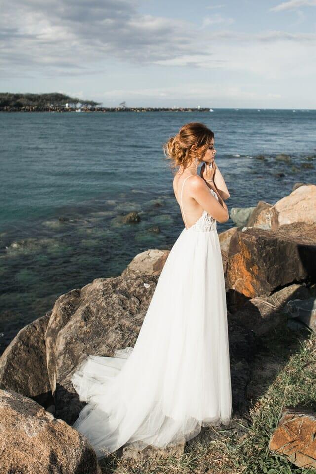 Dit bruidskapsel past bij jouw trouwjurk