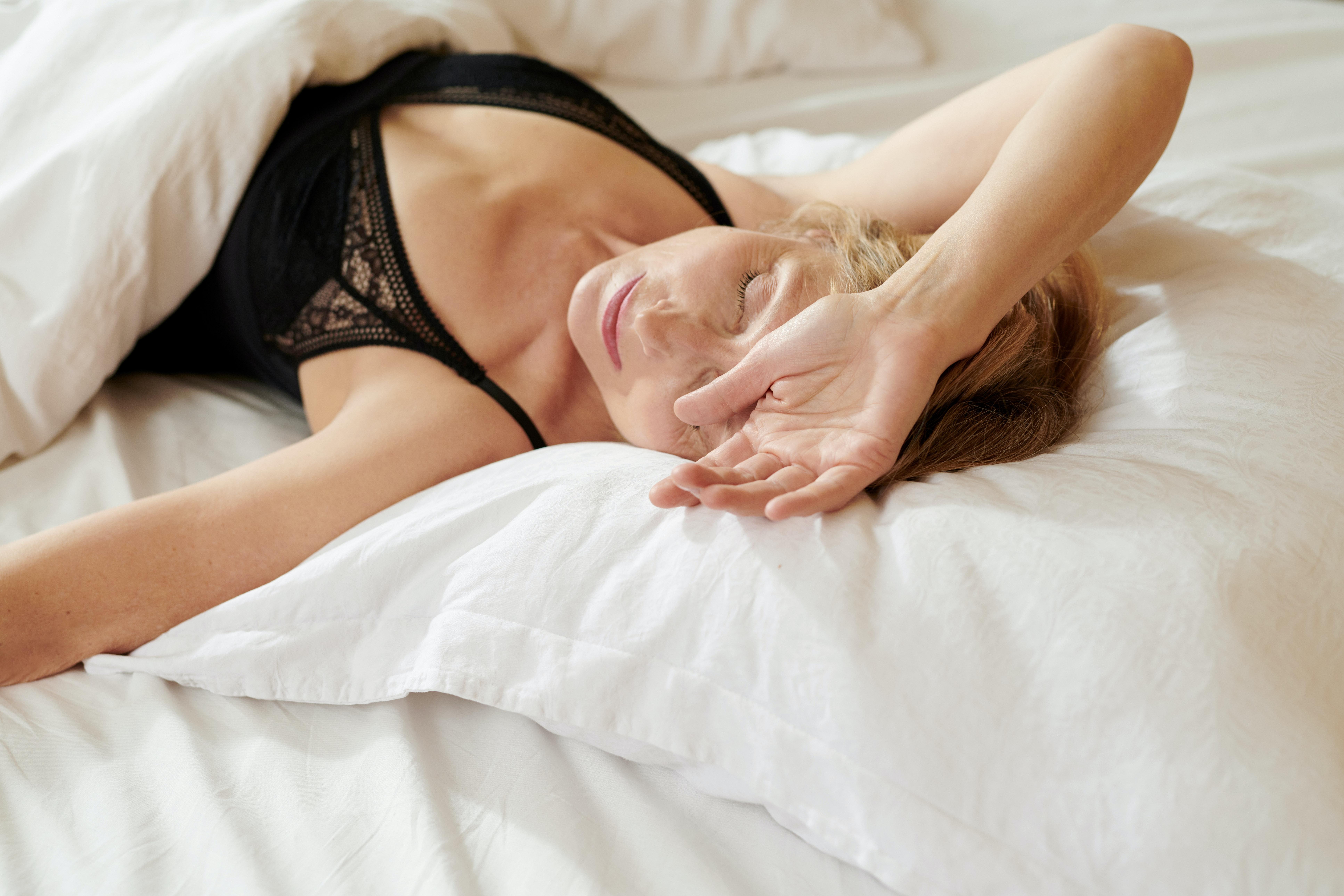 Tip: doe dit in je haar voordat je gaat slapen