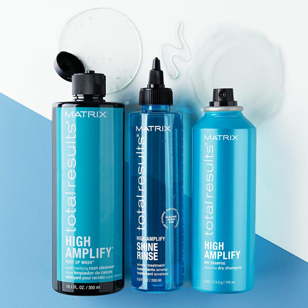Door deze producten heb ik de hele dag volume in mijn haar