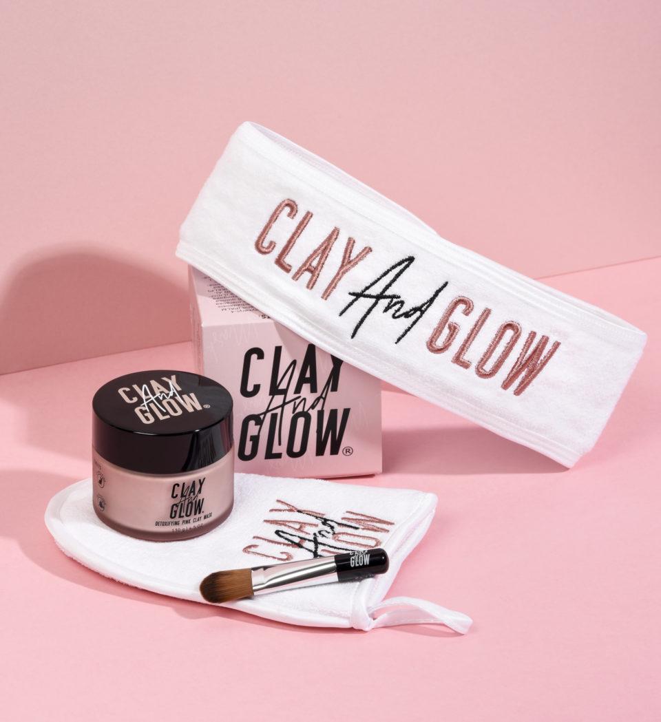 Win: 2x een masker set van Clay & Glow t.w.v. €49,95