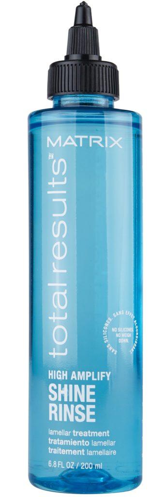 High Amplify Shine Rinse voor glanzende lokken