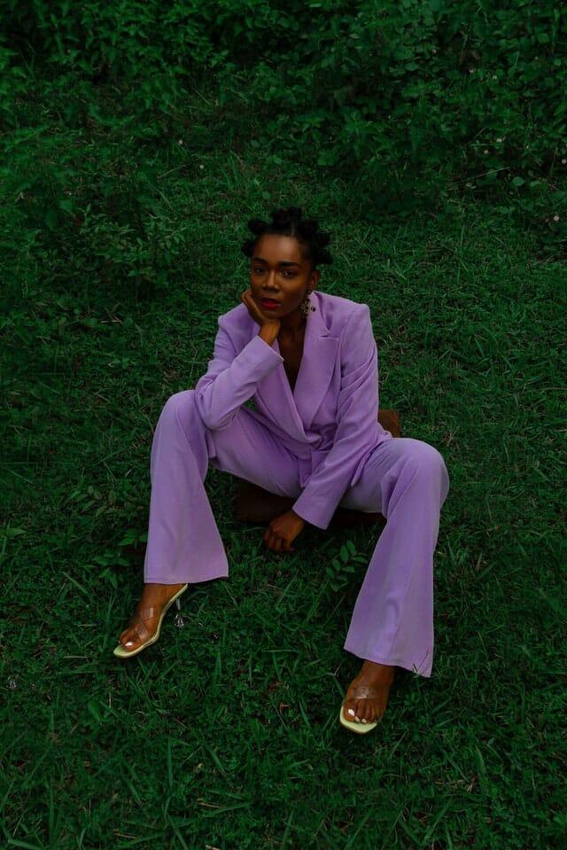 3x waarom je paarse outfits wilt dragen deze lente