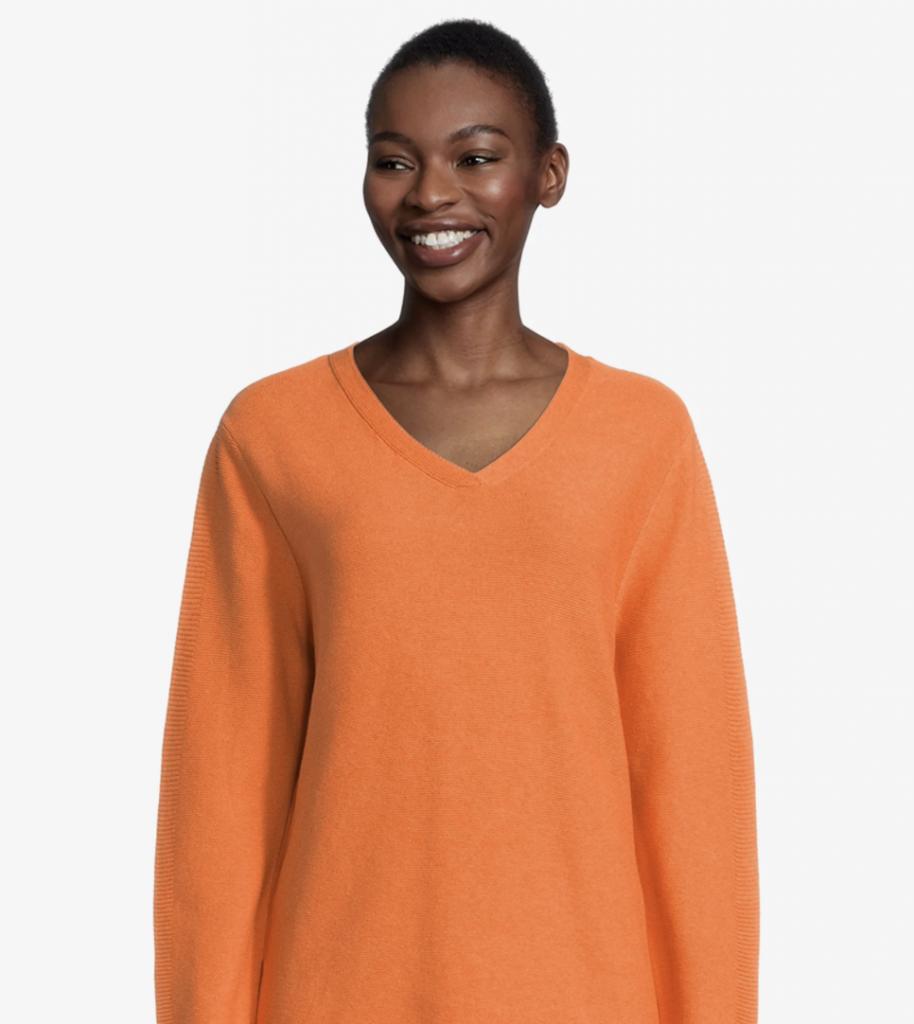 Oranje trui voor Koningsdag