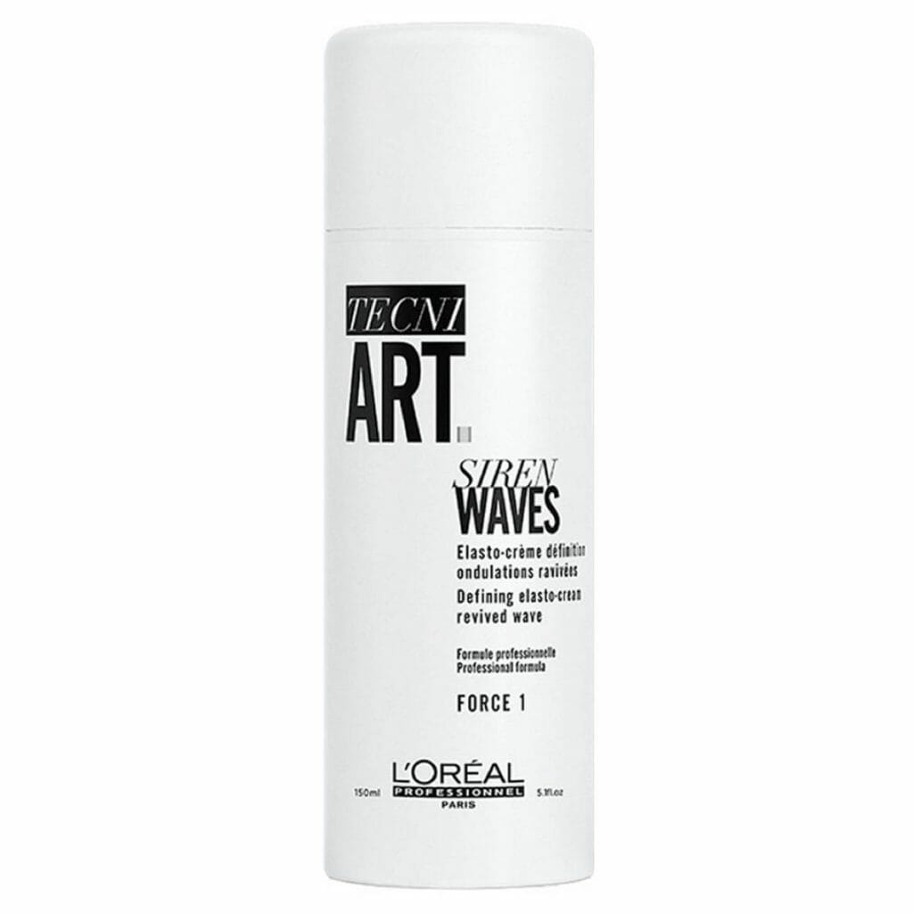 Breng je krullen in vorm met de Siren Waves van Techni.Art