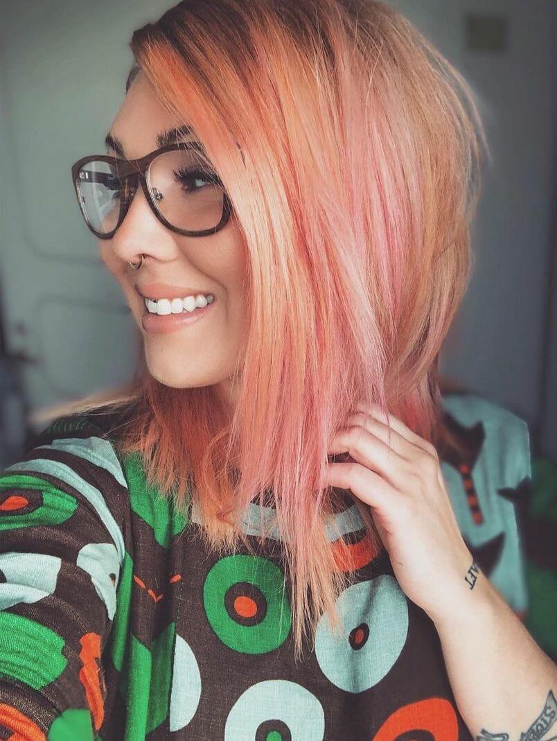 Rosé Aperol Spritz is de haarkleur voor de zomer