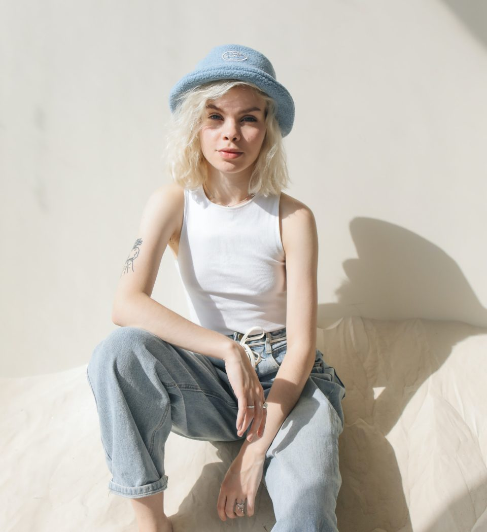 Vanille is de haarkleur voor zomer 2021