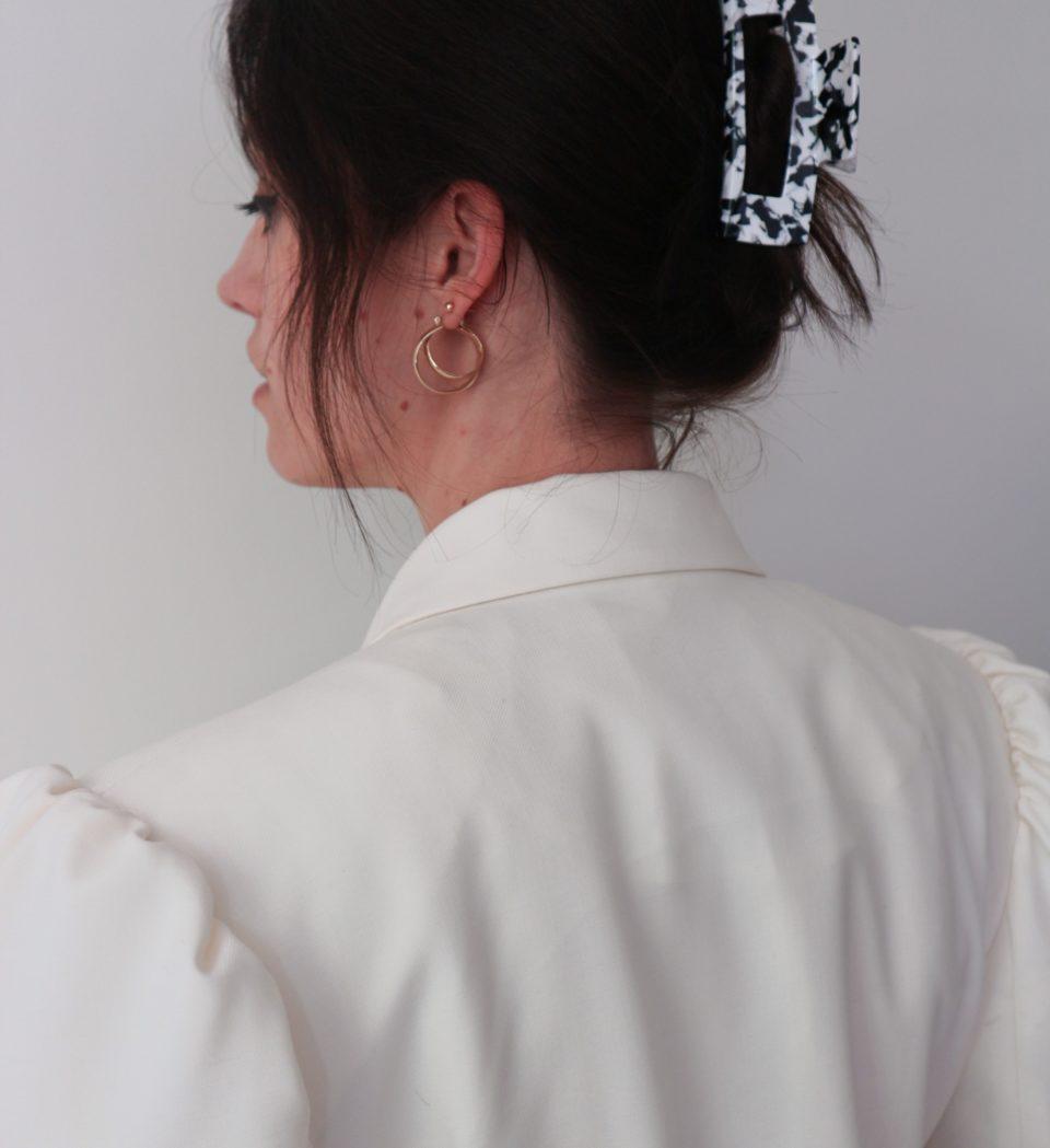 De haar accessoire van het moment! De claw haarklem back from the 90's