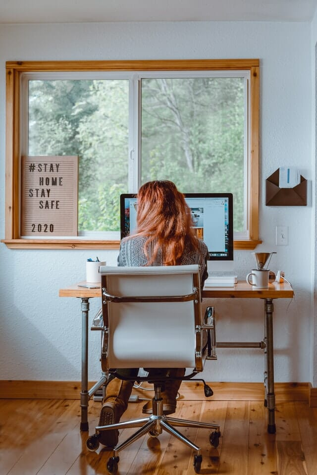 Hallo Maandag: zo richt je je home office goed in