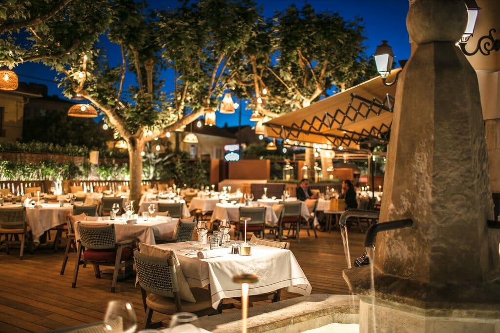Byblos in Saint Tropez is een van de food hotspots van Europa